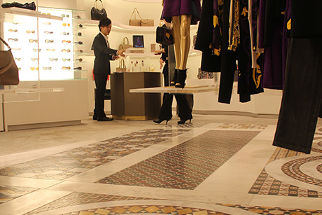 Versace Boutique, Wuhang, China