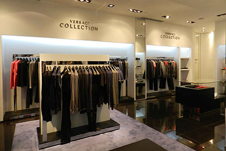 Versace Collection, Dynatown, Dongguan, China